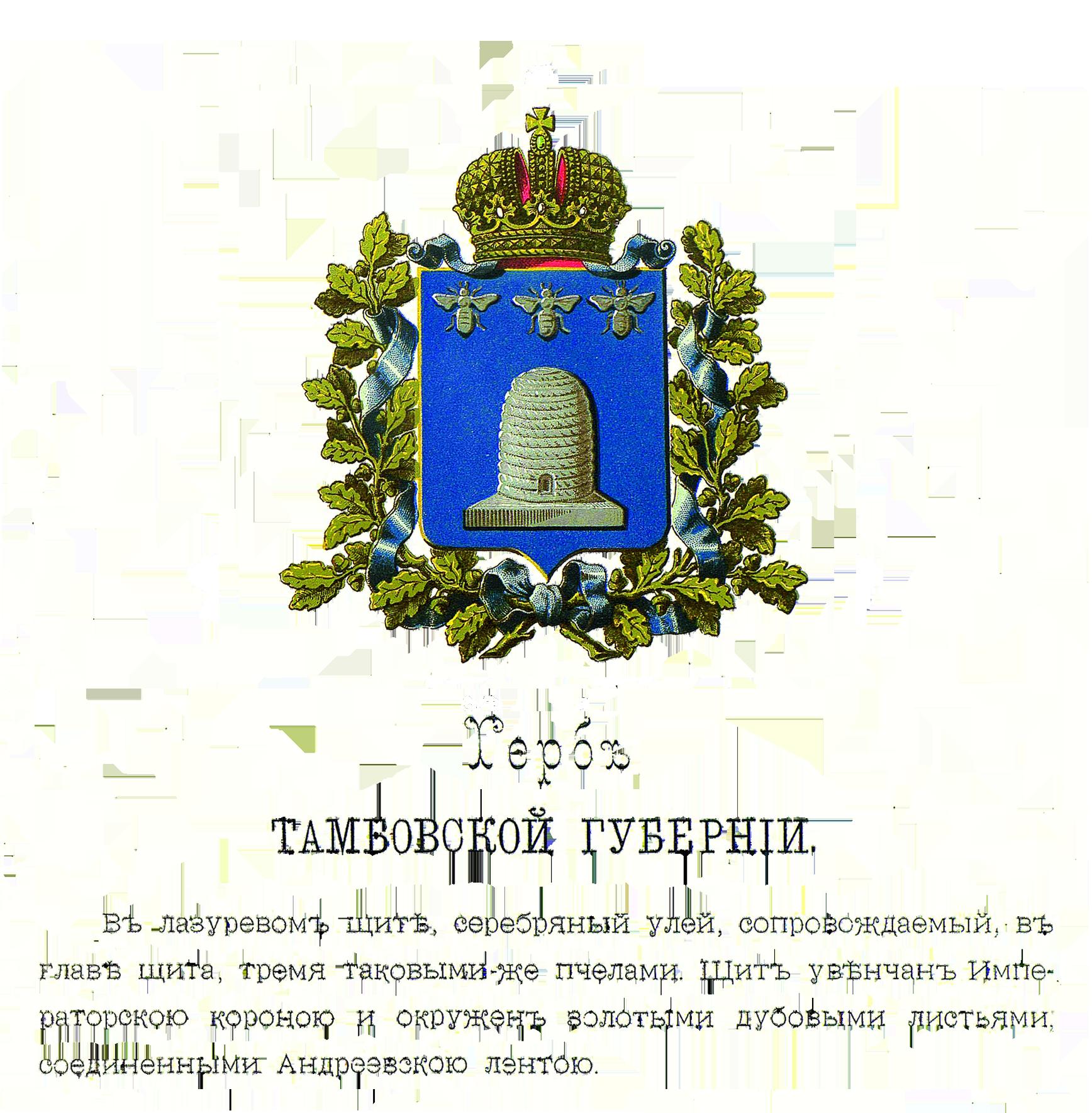 тамбовская губерния презентация